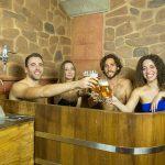 Beer Spa despedidas Granada