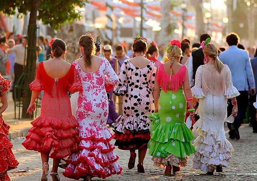 Despedidas de Soltera Feria de Granada