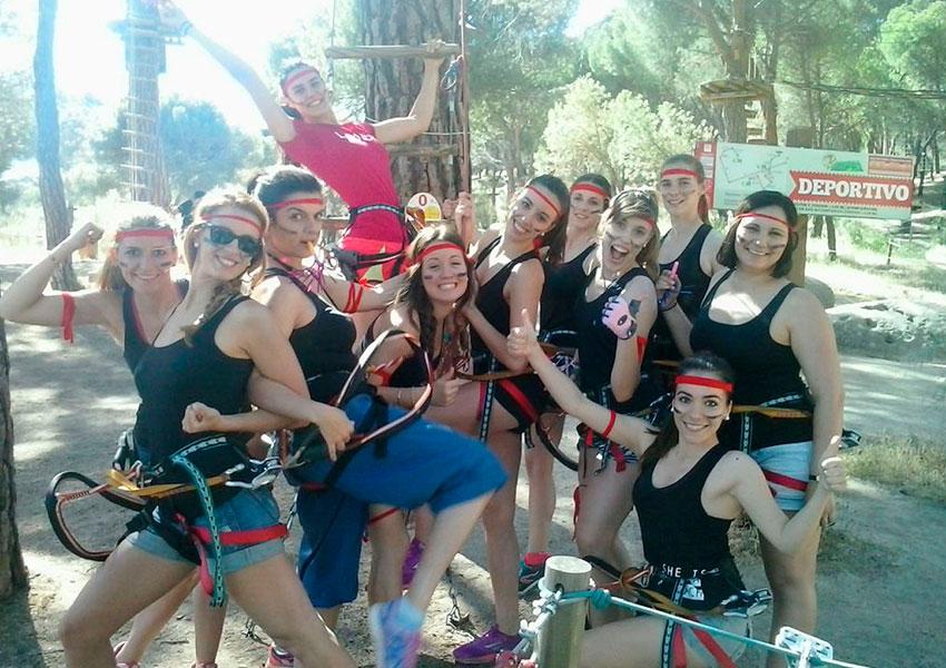 Despedida de solteras en Granada con actividades