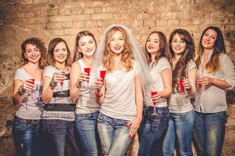 Detalles para organizar una despedida de soltera